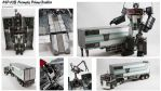 Custom Masterpiece Nemesis Prime Trailer by chonosmoon