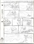 THE ULTIMATE BATTLE pg.136 by DW13-COMICS