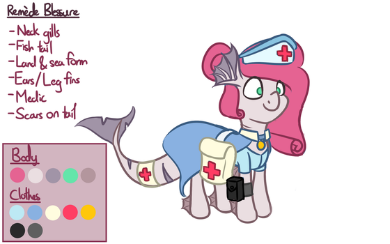 Remede Blessure by itsjaytimestwo