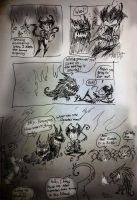 Meat Effigy Gone Wrong2 P6 by RavenBlackCrow