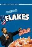 Obama Flakes by dancarrtoonist