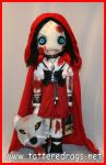 Zombie Little Red Riding Hood by Zosomoto