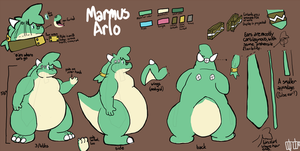 Marmus Reference by Odendo