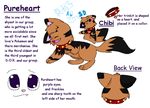 Pureheart Reff For D.O.R by SDevilHeart