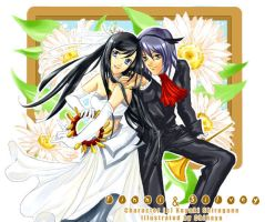 FnS : Happy Wedding by chihaya