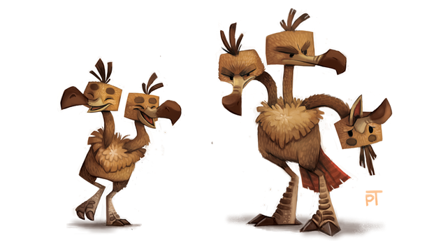 DAY 479. Kanto 084 - 085 by Cryptid-Creations