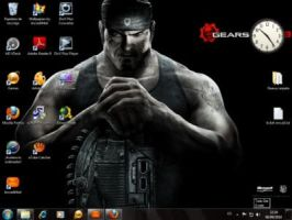 Gears Of War 3 para Windows 7 by bacana2011