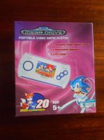 AtGames Portable Video Game Player by BoomSonic514
