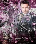 Hugh Jackman blend 03 by HappinessIsMusic