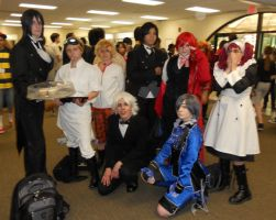 aNEXT 2011 Black Butler by DarkRedTigr