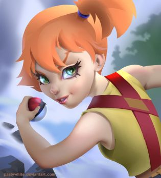 Misty by WilliamFenholt