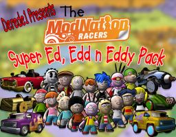 Modnation Ed, Edd n Eddy Pack by Derede