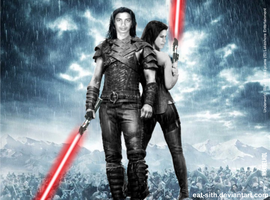 Underworld: Rise of the Sith by Eat-Sith