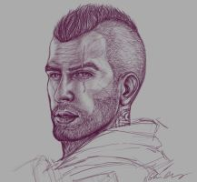 Captain MacTavish by Asaeya