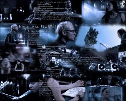 Linkin Park - Numb Wallpaper by LPJohnBR