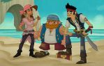 The Neverland Pirates, All Grown Up by austindlight