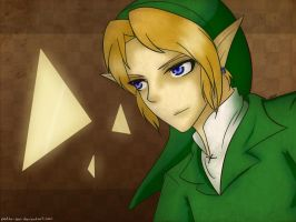 :LoZ: Link by Patto-san