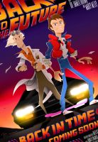 Back to the Future by Spagnolo