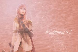 Lightning Serenity Wallpaper by ShinraWallpapers