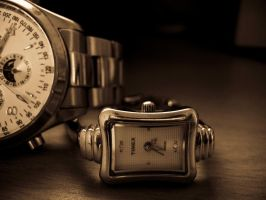Timepiece by Abhijeet-Dinge