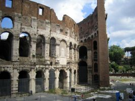 Rome 02 by neverFading-stock