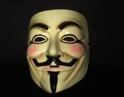 Stock - Fawkes Mask I by TigerBlack62