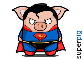 superPIG by malinamnam