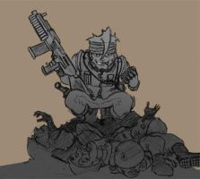 Metal Slug by AlexPav