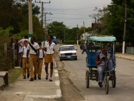 Cuba . School's out by utico