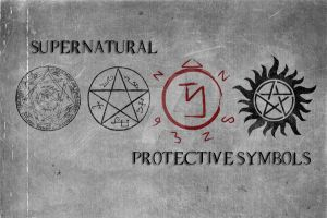 Supernatural Symbols by singularity-AD