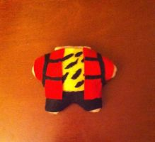 Mikey Way Danger Days era plushie body by ieroshock