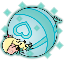 -AT- Rosalina: Cosmic Proportions by LightningRod728