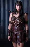 Xena cosplay by ModernXena