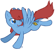 pony: ootachi by stephastated