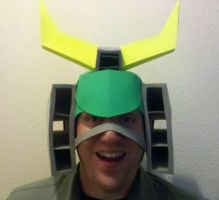 Solardive Helmhat by Laserbot