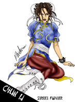ChunLi_for-Ishily by MasterKenny