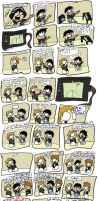 Greenday: Legend of E-B 1-8 by Krizteeanity