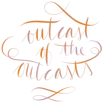 Outcast of the Outcasts by request-art