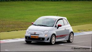 2011 Fiat 500 Abarth by compaan-art
