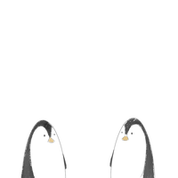 Two penguins by TastyPony