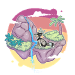 Pixel commish for Foxxies by Valkeera