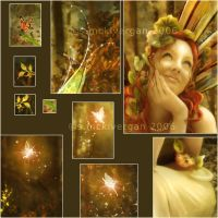 The Fairies Vale - Details by cosmosue