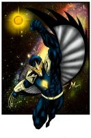 DARKHAWK by Mich974