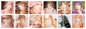 12 icons of taylor swift by kindsoflove
