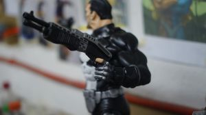 Punisher 1/4 scale commission by AEONSTATUES