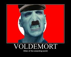 Hitler Voldemort by TheTweedleTwins