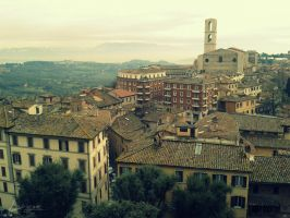 Italy by Lusiozo