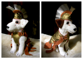 Wishbone Ltd Ed Costume Collection - Odysseus by The-Toy-Chest