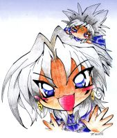 SD Marik by Silver-Nightfox