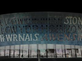 Wales Millenium Centre 8 by evilminky666